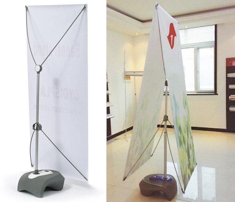 Phương pháp sử dụng và tháo lắp khung Standy chữ X chân sắt kích cỡ 60x1m6